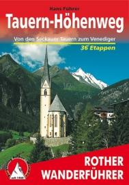 Wandelgids Tauern-Höhenweg - Von den Seckauer Tauern zum Venediger | Rother | ISBN 9783763342631