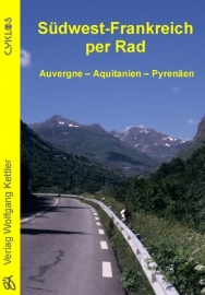 Fietsgids zuidwest Frankrijk | Kettler Verlag | ISBN 9783932546532