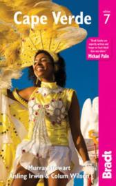 Reisgids Kaapverdische Eilanden - Cape Verde Islands | Bradt | ISBN 9781784770501