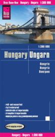 Wegenkaart Hongarije - Ungarn | Reise Know How | 1:380.000 | ISBN 9783831774289