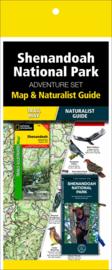 Natuurgids - Topografische kaart - Wandelkaart Shenandoah National Park | National Geographic Adventure Set  | ISBN 9781583559161