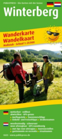 Wandelkaart Winterberg | Public Press | ISBN 9783747306550