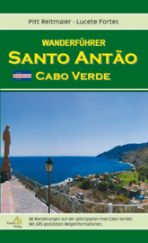 Wandelgids Wanderführer Santo Antão (Cabo Verde) | AB Kartenverlag | ISBN 9783934262249