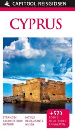 Reisgids Cyprus | Capitool | ISBN 9789000341627