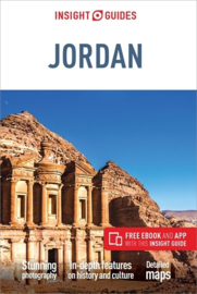 Reisgids Jordanië - Jordan | Insight Guide | ISBN 9781786717351