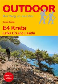 Wandelgids Kreta E4 - Lefka Ori und Lasithi | Conrad Stein | ISBN 9783866860889