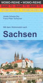 Campergids Mit dem Wohnmobil nach Sachsen | WOMO 72 | ISBN 9783869037233