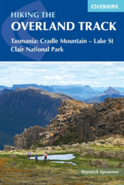 Wandelgids The Overland Track | Cicerone | ISBN 9781786310132