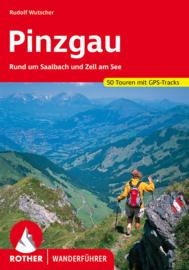 Wandelgids Pinzgau | Rother Verlag | Saalbach und Zell am See | ISBN 9783763342129