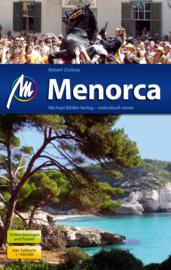 Reisgids Menorca | Michael Müller Verlag | ISBN 9783899538748