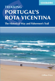 Wandelgids Rota Vicentina - Portugal | Cicerone | ISBN 9781852849603