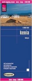 Wegenkaart Kenia - Serengeti | Reise Know How | 1:1,1 miljoen | ISBN 9783831773640