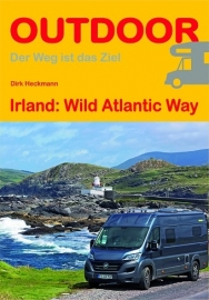 Campergids - Reisgids The wild Atlantic Way | Conrad Stein Verlag | ISBN 9783866864979