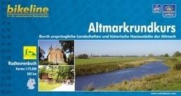 Fietsgids Altmarkrundkurs - 503 km | Bikeline | Fietsen in Sachsen-Anhalt | ISBN 9783850003469