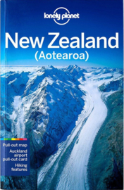 Reisgids New Zealand   Lonely Planet    ISBN  781787016033