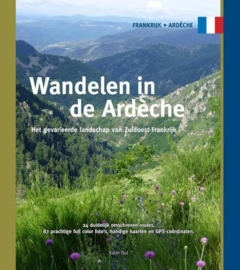Wandelgids Wandelen in de Ardèche | One Day Walks | ISBN 9789078194279