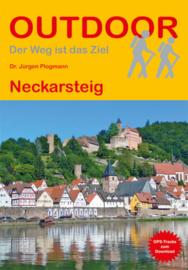 Wandelgids Neckarsteig | Conrad Stein Verlag 315 | ISBN 9783866865983