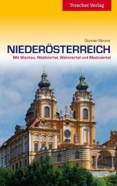 Reisgids Niederösterreich | Trescher Verlag | reisgids neder oostenrijk | ISBN 9783897943636