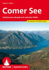Wandelgids Comomeer - Rund um den Comer see | Rother Verlag | ISBN 9783763340408