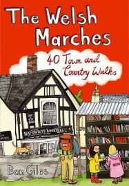 Wandelgids The Welsh Marches | Pocket Mountain | ISBN 9781907025181