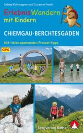 Wandelgids ErlebnisWandern mit Kindern Chiemgau – Berchtesgaden | Rother Verlag | ISBN 9783763332014