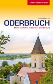 Reisgids Oderbruch - oost Brandenburg | Trescher Verlag | ISBN 9783897944398