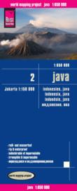 Wegenkaart Java | Reise Know how | 1:650.000 | ISBN 9783831773565