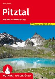 Wandelgids Pitztal | Rother Verlag | ISBN 9783763345045