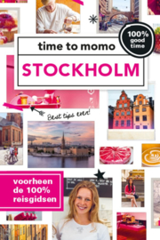 Reisgids Stockholm | Mo'Media /  time to momo | ISBN 9789057678851