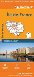 Wegenkaart Ile de France 2020 | Michelin 17514 | ISBN 9782067243774