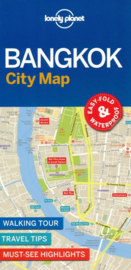 Stadskaart Bangkok | Lonely Planet | ISBN 9781786579133
