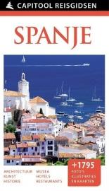 Reisgids Spanje | Capitool | ISBN 9789000342228