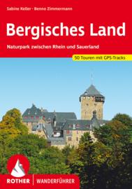 Wandelgids Bergisches Land | Rother Verlag | ISBN 9783763341801