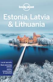 Reisgids Estonia, Latvia & Lithuania | Lonely Planet | ISBN 9781786575982