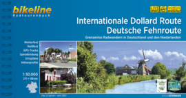 Fietsgids Internationale Dollard Route - Deutsche Fehnroute 429 km. | Bikeline | ISBN 9783850006606