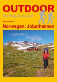 Wandelgids Jotunheimen | Conrad Stein Verlag | ISBN 9783866863989