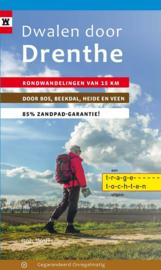 Wandelgids Dwalen door Drenthe | Gegarandeerd Onregelmatig | ISBN 9789078641438