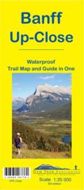 Wandelkaart Banff Up-Close | Gem Trek nr. 11 | 1:35.000 |  ISBN 9781895526776