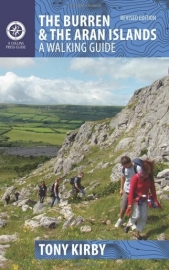 Wandelgids The Burren & The Aran Islands | The Collins Press | ISBN 9781848892002