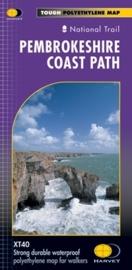 Wandelkaart Pembrokeshire Coastpath | Harvey | 1:40.000 | ISBN 9781851374595