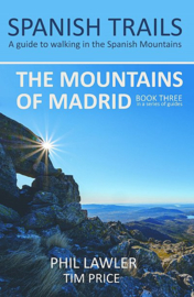 Wandelgids The mountains of Madrid | Spanish Trails | ISBN 9780995579729