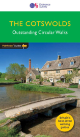 Wandelgids Cotswolds | Crimson Publishing | ISBN 9780319090282