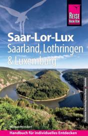 Reisgids Saar-Lor-Lux (Dreiländereck Saarland, Lothringen, Luxemburg) | Reise Know How | ISBN 9783831734467