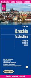 Wegenkaart Tsjechië | Reise Know How | 1:350.000 | ISBN 9783831774111