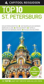 Stadsgids St. Petersburgh | Capitool Compact | ISBN 9789000356652