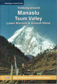 Wandelgids - Trekkinggids Manaslu Tsum Valley : Trekking around | Nepa Publications | ISBN 9789937649421