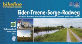 Afgeprijsd - Fietsgids Eider Treen Sorge Radweg | Bikeline | 190 km | ISBN 9783850002660