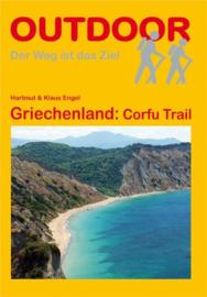 Wandelgids Corfu Trail | Conrad Stein Verlag | Wandelgids Korfoe | ISBN 9783866862739
