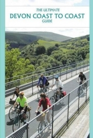 Fietsgids The Ultimate Devon Coast to Coast Cycle Guide |  Excellent Books | Fietsen in Devon |  ISBN 9781901464238