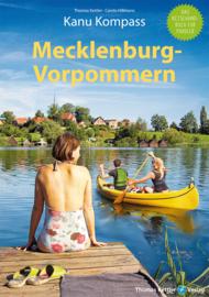 Kanogids Kanu Kompass Mecklenburg-Vorpommern | T. Kettler Verlag | ISBN 9783934014794